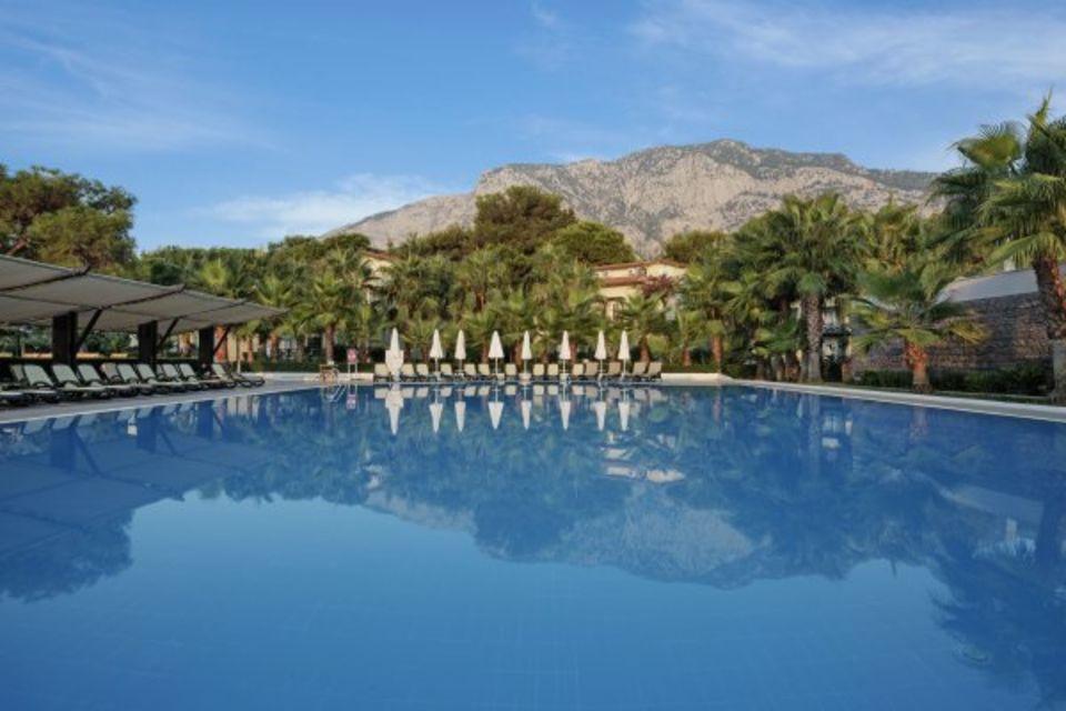 Club Framissima Crystal Flora Beach Resort Antalya Turquie