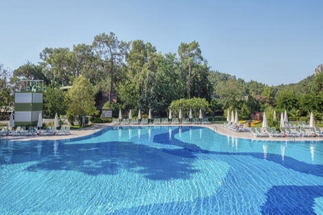 Turquie-Antalya, Hôtel Fun & Sun Miarosa Ghazal 5*