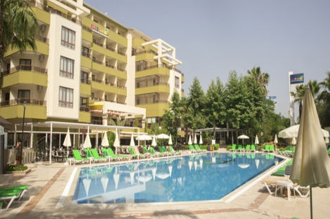 Turquie-Antalya, Hôtel Fun & Sun Miarosa Incekum Beach 5*