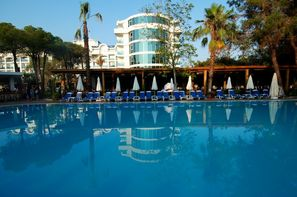Turquie-Antalya, Hôtel Hôtel Maya World Side 4*