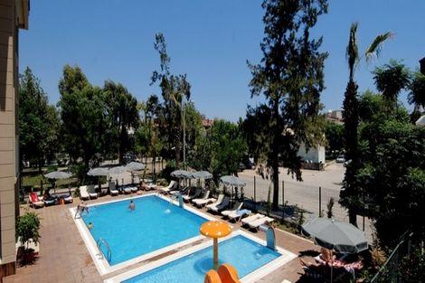 Turquie-Antalya, Hôtel Iron Ambassador Plaza 4*