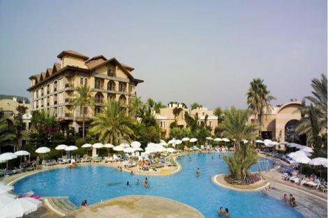 Turquie-Antalya, Hôtel Iron Ambassador Side 5*