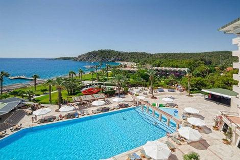 Turquie-Antalya, Hôtel Kilikya Resort Camyuva 5*
