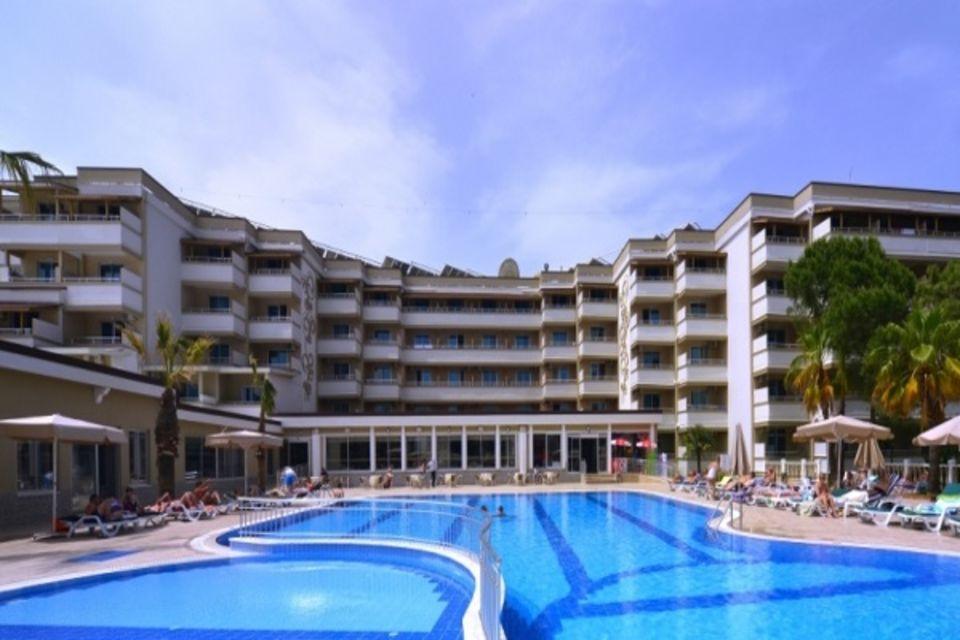 Hôtel Linda Resort Antalya Turquie