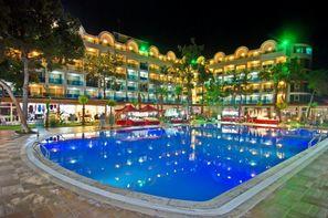 Turquie-Antalya, Hôtel Maya World Side 4*