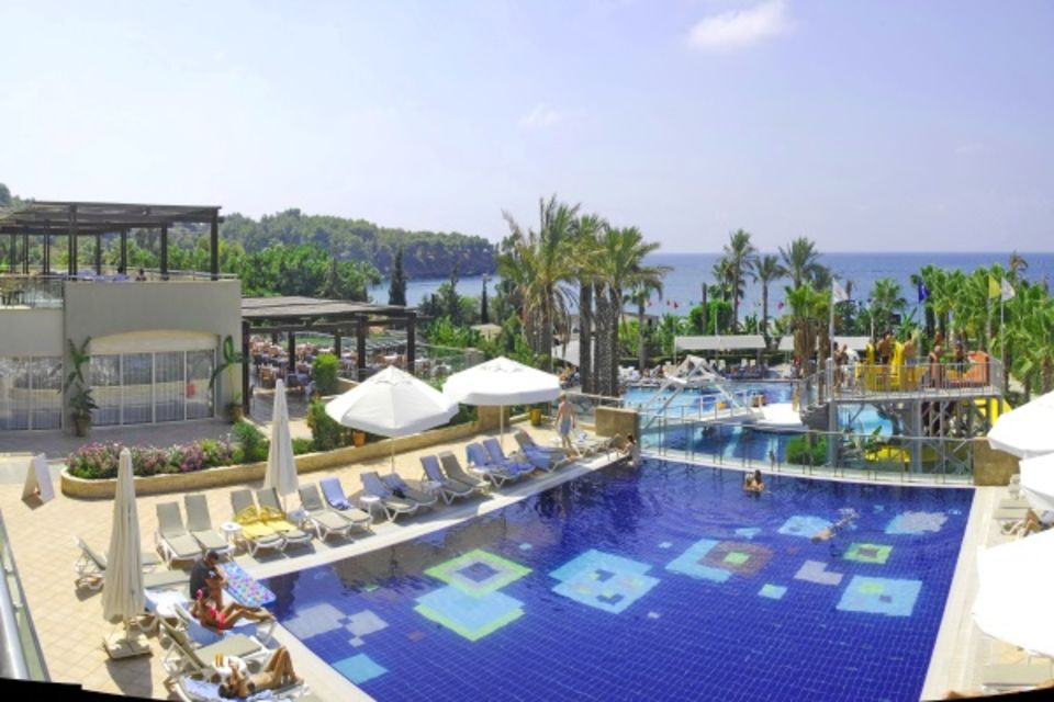 Hôtel Mondi Club Sealife Buket Resort & Beach Antalya Turquie