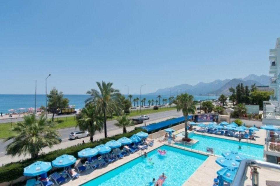 Hôtel Sealife Family Antalya Turquie