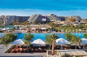 Turquie-Antalya, Hôtel Susesi Luxury Resort 5*