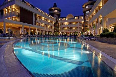 Turquie-Antalya, Hôtel Viking Star 5*