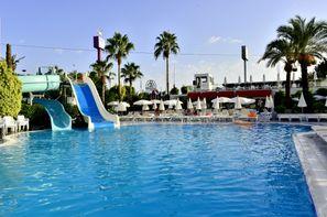 Turquie-Antalya, Hôtel White City Beach 4*
