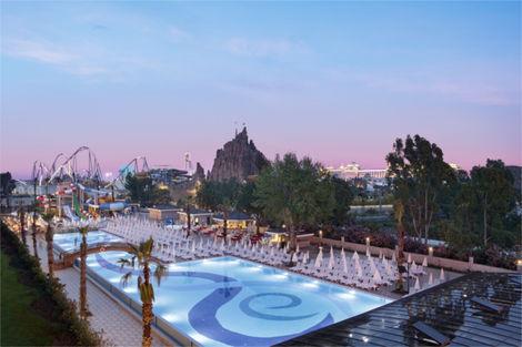 Turquie-Antalya, Hôtel Aydinbey Queen's Palace & Spa 5*