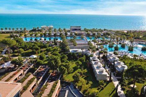 Turquie-Antalya, Hôtel Susesi Luxury Resort 5*
