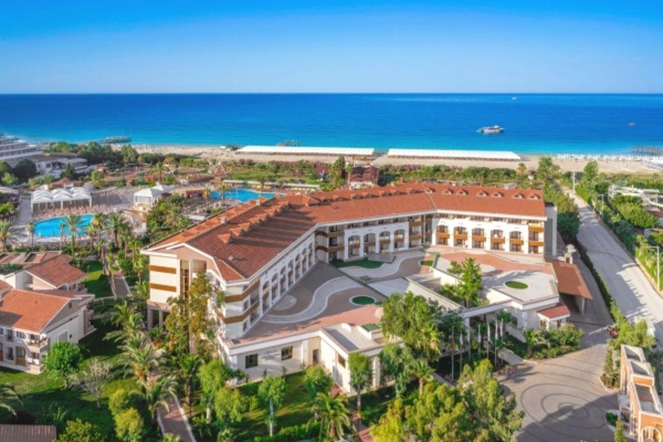 Club Turan Prince World Antalya Turquie