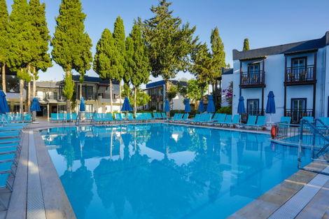 Turquie-Bodrum, Hôtel Bitez Garden Life 4*