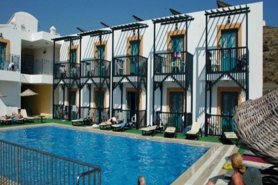 Hôtel Jasmin Beach Bodrum Turquie