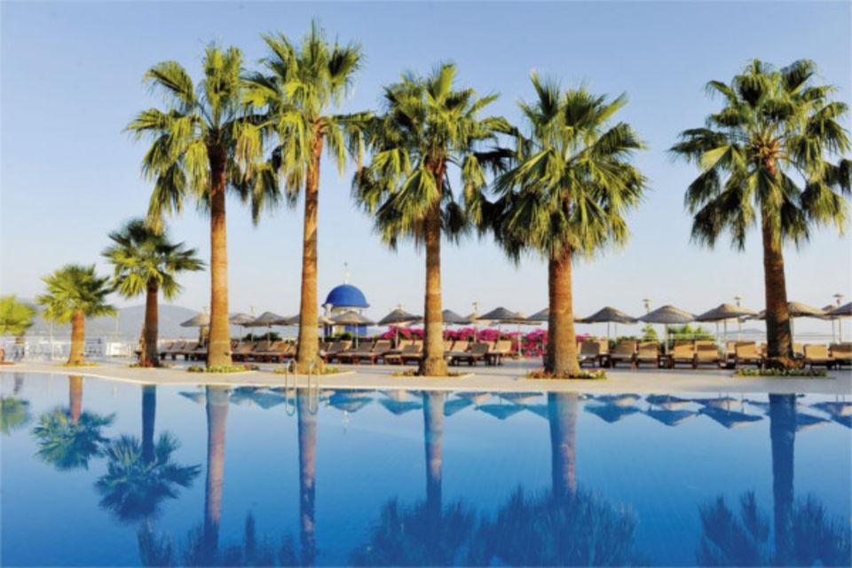 Hôtel Kairaba Blue Dreams Bodrum Turquie