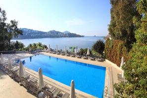 Turquie-Bodrum, Hôtel Mondi Club Cactus Mirage Family 4*