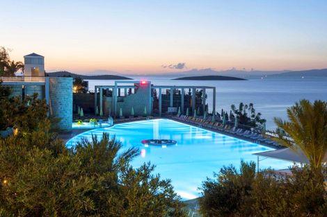 Turquie-Bodrum, Club Oclub Premium Duja 5*