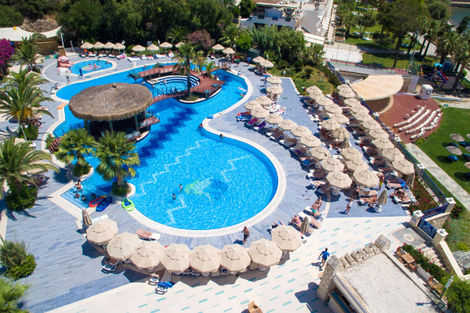 Turquie-Bodrum, Hôtel Salmakis Resort & Spa 4* sup