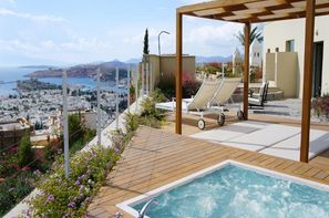 Turquie-Bodrum, Hôtel The Marmara Bodrum 5*