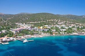 Turquie-Bodrum, Hôtel Ersan Resort 5*
