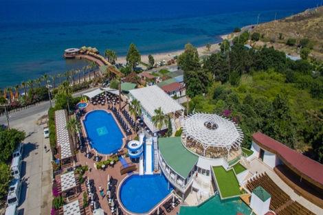 Turquie-Bodrum, Hôtel Hotel Golden Beach by Jura 4*