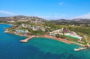 Turquie-Bodrum, Hôtel Kadikale Resort 4* sup