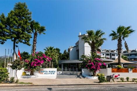 Turquie-Dalaman, Hôtel Costa Mare Suites 4*