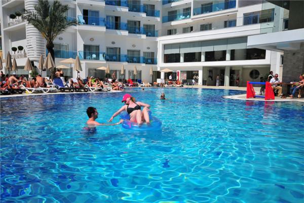 piscine - Mondi Club Blue Bay Platinum Hôtel Mondi Club Blue Bay Platinum5* Dalaman Turquie