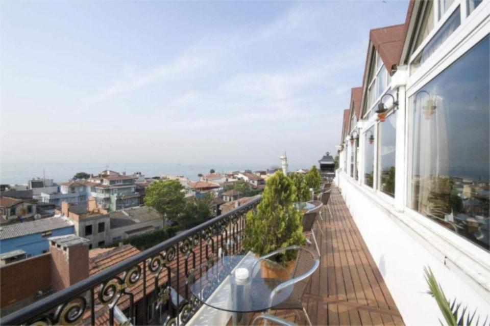 Hôtel Avicenna Istanbul Turquie