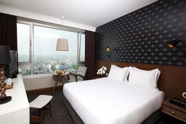 chambre - The Marmara Pera Hotel The Marmara Pera4* Istanbul Turquie