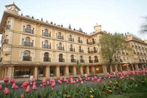 Turquie-Istanbul, Hôtel Celal Aga Konagi 5*