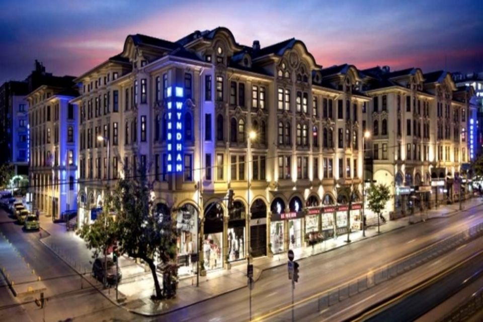 Hôtel Crowne Plaza Istanbul Old City Istanbul Turquie