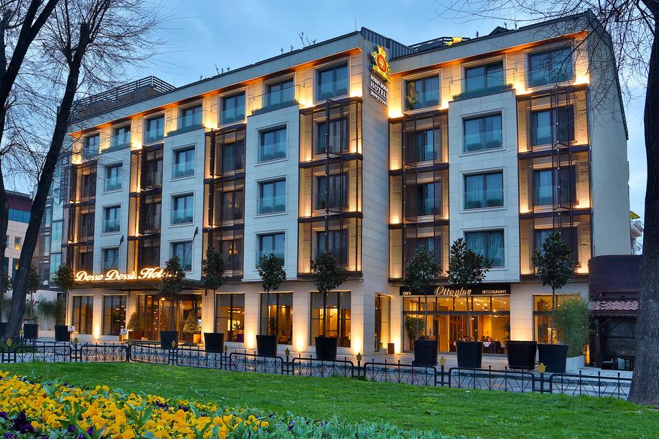 Hôtel Dosso dossi Istanbul Turquie