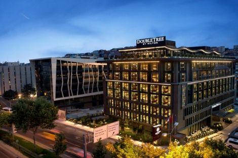 Turquie-Istanbul, Hôtel Doubletree By Hilton Piyalepasa 5*