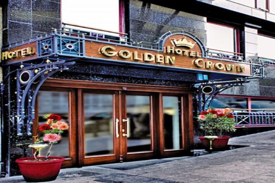 Hôtel Golden Crown Istanbul Turquie