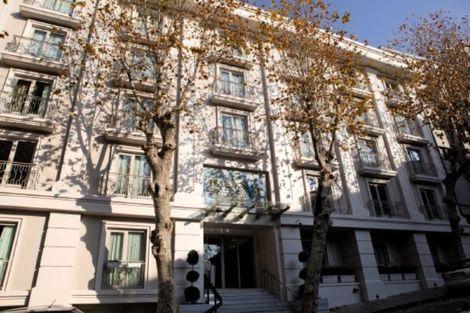 Turquie-Istanbul, Hôtel Innova Sultanahmet 4*