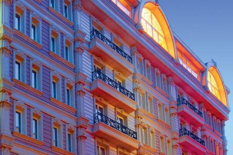 Turquie-Istanbul, Hôtel Marmaray 4*