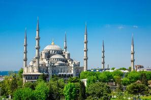 Turquie-Istanbul, Hôtel Week-End à Istanbul 4*
