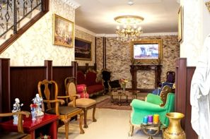Turquie-Istanbul, Hôtel Saint-George Boutik House 3*