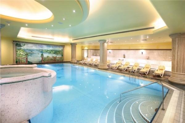 piscine - Eresin Topkapi Hotel Eresin Topkapi5* Villes Inconnues Pays Inconnus