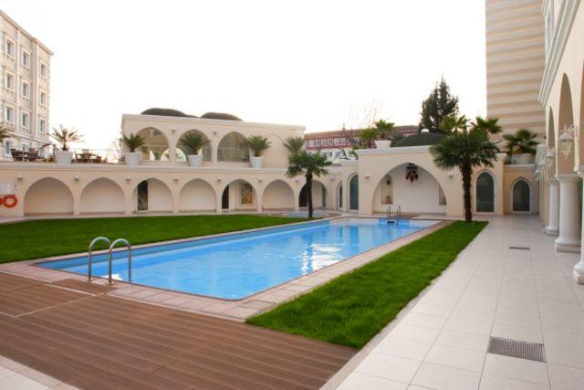 Turquie : Hôtel Holiday Inn City