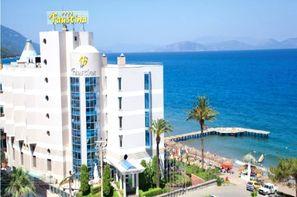 Turquie-Izmir, Hôtel Faustina 4*