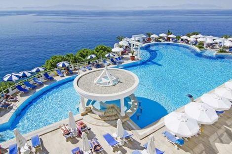 Turquie-Izmir, Hôtel Korumar 5*