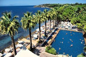 Turquie-Izmir, Hôtel Ömer Holiday Village 4*
