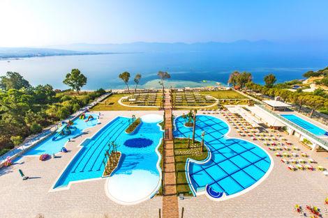 Turquie-Izmir, Hôtel Sealight Elite 5*