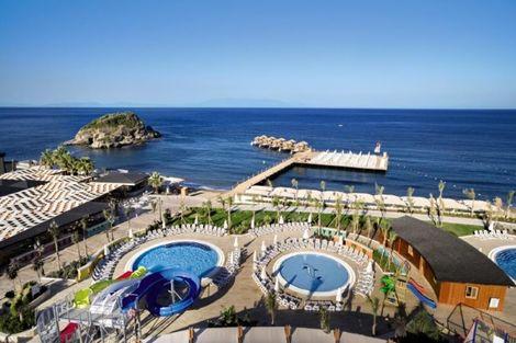 Turquie-Izmir, Hôtel Sunis Efes Royal Palace 5*