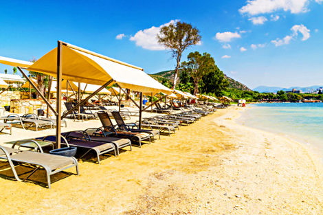 Turquie-Izmir, Hôtel Seven Seas Sealight Elite 5*