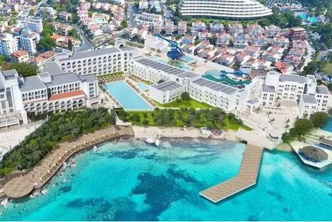 Turquie-Izmir, Hôtel Infinity By Yelken 5*