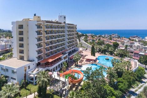 Turquie-Izmir, Hôtel Palmin 4*